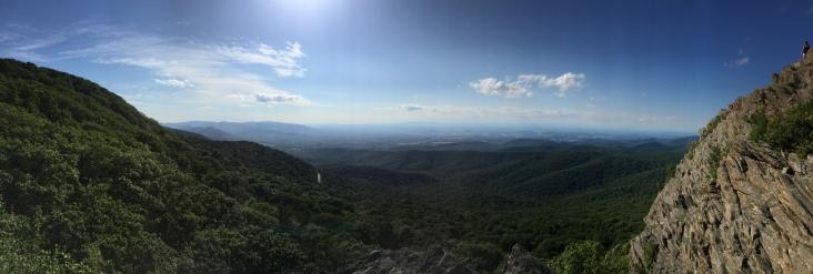 107 - Virginia - Humpback Rocks