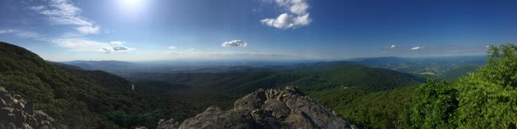 108 - Virginia - Humpback Rocks
