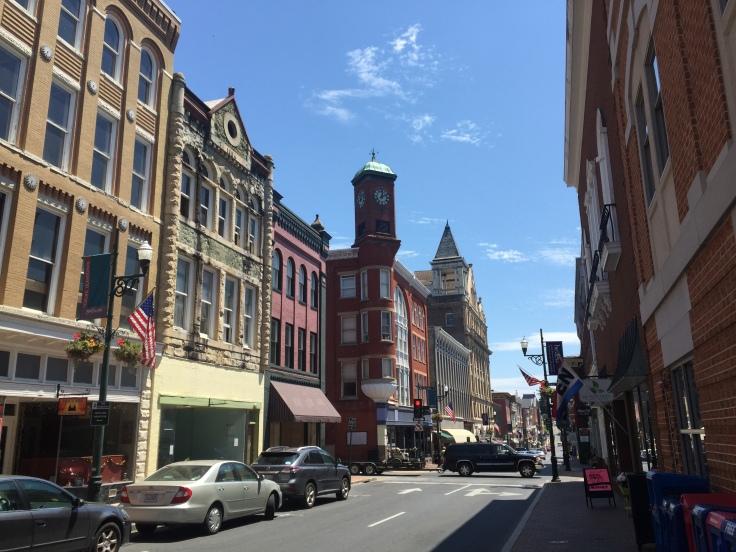 23 - Staunton, VA - Around Town