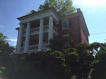 Homestead of Woodrow Wilson