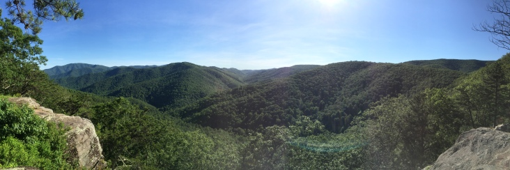 48 - Blue Ridge Parkway - 20 Minute Cliff
