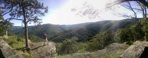 52 - Blue Ridge Parkway - 20 Minute Cliff