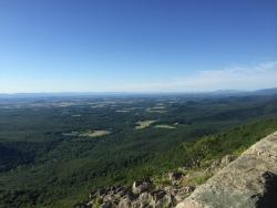 57 - Blue Ridge Parkway - Rock Point Overlook