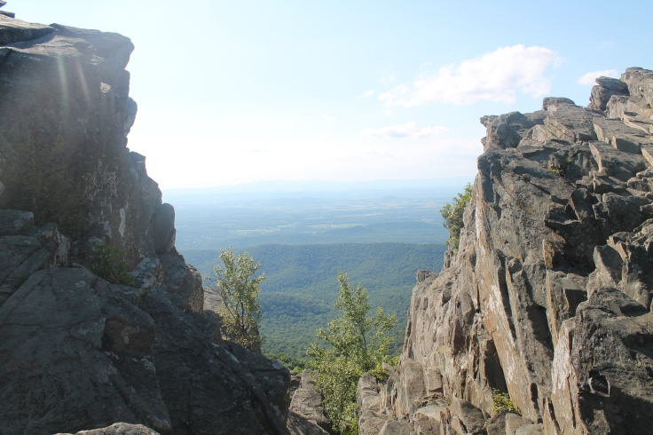 80 - Virginia - Humpback Rocks